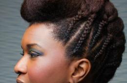 Coiffure pour tout type de cheveux