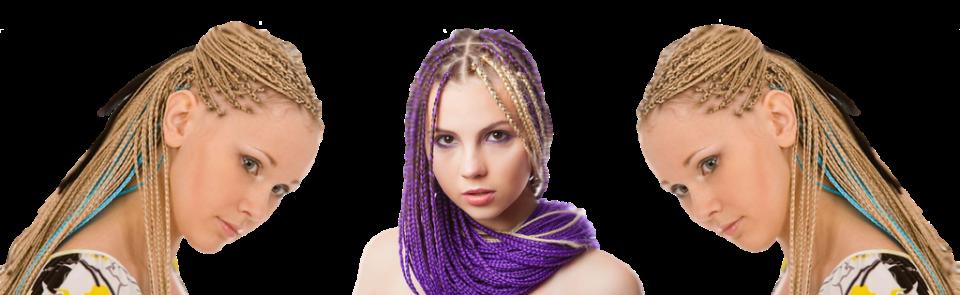 Tresses Africaines colorés – Colorful African Braids
